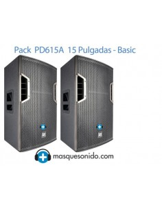 PACK Power Dynamic PD615A...