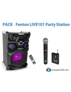 PACK Fenton LIVE101 Party...