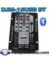 Ibiza Sound DJM-150BT USB Mesa DJ 2 canales con Bluetooth