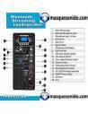Pyle Pro PPHP1037UB con Usb y Bluetooth 700w