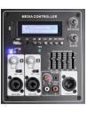 SEVEN SV15LX-TWS ALTAVOZ ACTIVO BIAMPLIFICADO Amplificador Clase D 15 Pulgadas MP3/BT 1600W